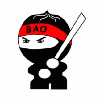 BAO, das Ninja Preis kämpft Fotostatue