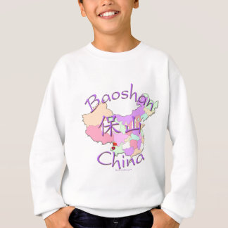 Baoshan-China Sweatshirt