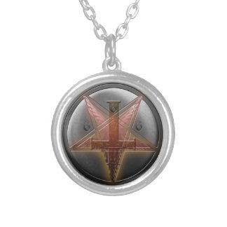 Baphomet 666 Halskette