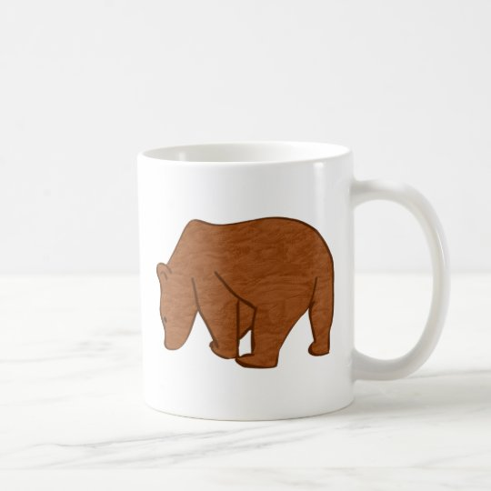 Bär bear kaffeetasse