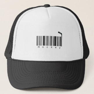 Bar-Code-Hockey Truckerkappe