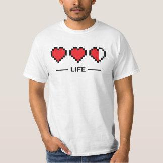 Bar des Lebens 8bit T-Shirt