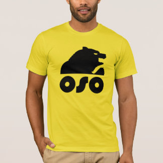 Bär des Spanisch-(Oso) T-Shirt