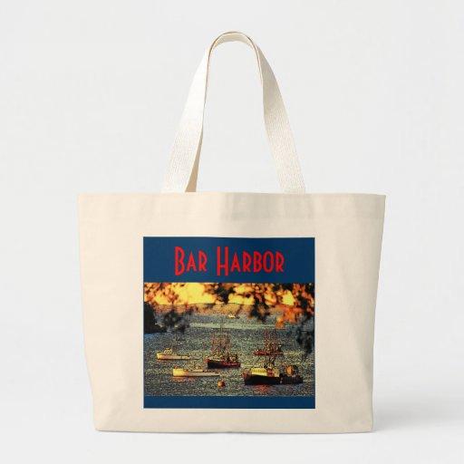 Bar-Hafen-Tasche