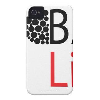 Bar-Leben-Abnutzung iPhone 4 Hüllen