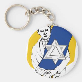 Bar MItzvah Schlüsselanhänger