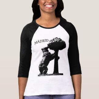 Bär und Baum, Madrid T-Shirt