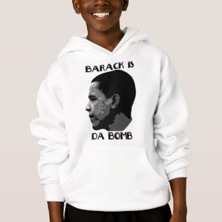 Barack ist der Hoodie der Bomben-Männer