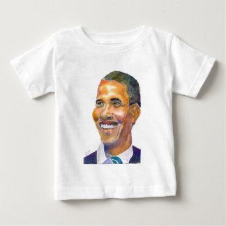 Barack Kommandant und Leiter Baby T-shirt