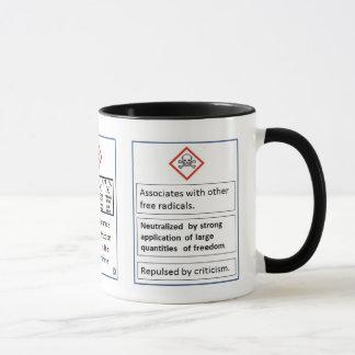 BaRaCK molekulare Formel-Tasse Tasse
