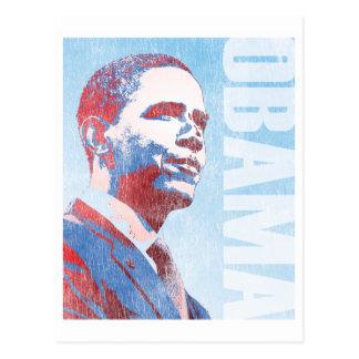 Barack Obama '08 Postkarte