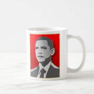Barack Obama 2008 Kaffeetasse