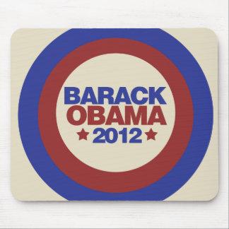 Barack Obama 2012 Mauspads