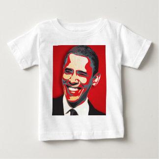 Barack Obama 44. Präsident Baby T-shirt