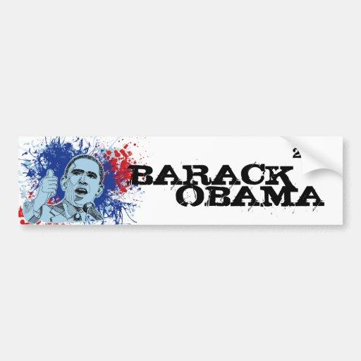 Barack Obama Autoaufkleber