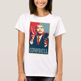 Barack Obama - Cowbell: OHP Damen-Spitze T-Shirt