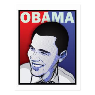 Barack Obama - dieser Postkarten