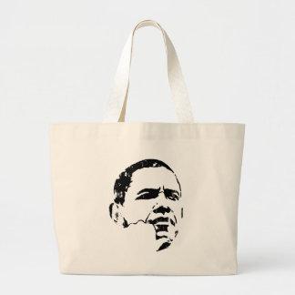 Barack Obama für Präsidenten 2012 Tragetaschen