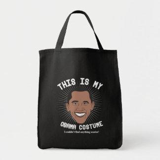 Barack Obama Halloween Kostüm - ich könnte a nicht Einkaufstasche