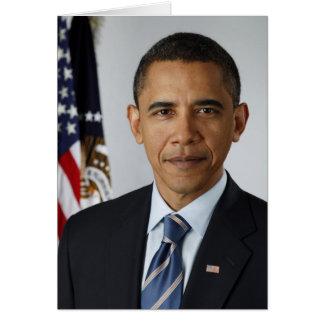 Barack Obama Karte