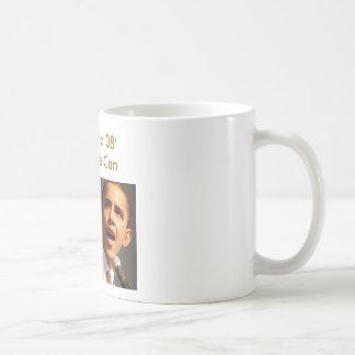 Barack Obama, Obama 08' ja können wir Kaffeetasse