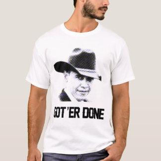 Barack Obama - Osama bin Laden tot - äh getan T-Shirt