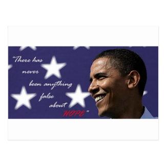 Barack Obama Postkarten