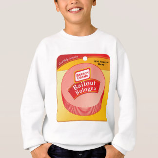 Barack Obama - Sicherheitsleistungs-Bologna Sweatshirt