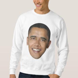 Barack Obama STELLEN gegenüber Sweatshirt