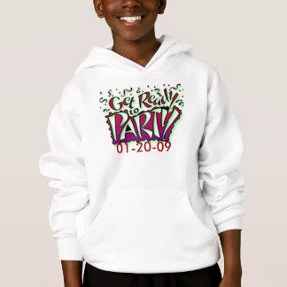 Barack Obama T-Shirt Hoodie