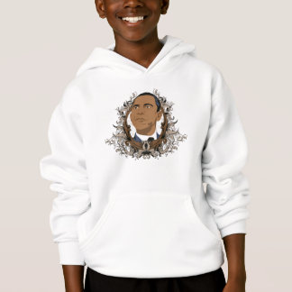 Barack Obama Waren Hoodie