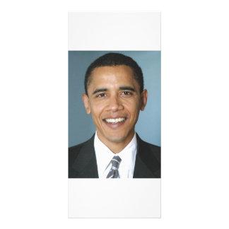 Barack Obama Werbekarte