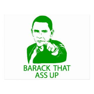 Barack Postkarte