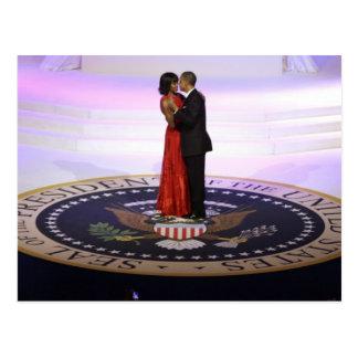 Barack und Michelle Obama Postkarten