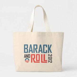 Barack und Rolle 2012 Taschen
