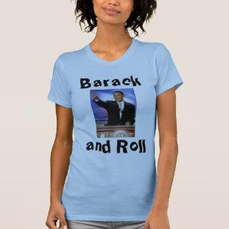 Barack und Rolle T-Shirt