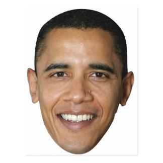 Baracks Gesicht Postkarten