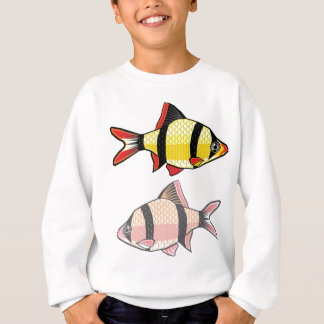 Barb-Aquariumfische Sweatshirt