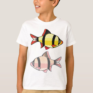Barb-Aquariumfische T-Shirt