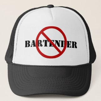 Barback Hut - nicht ein Barkeeper Truckerkappe