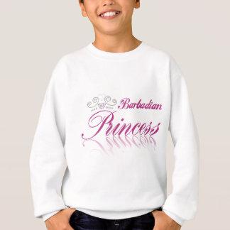 Barbadische Prinzessin Sweatshirt