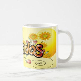 Barbados-Fantasie Kaffeetasse