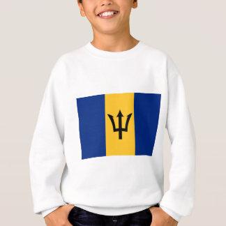 Barbados-Flagge Sweatshirt