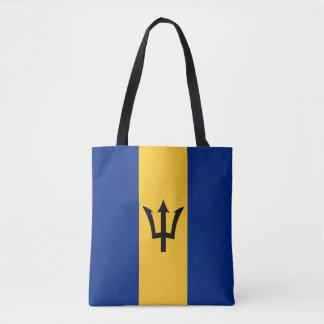 Barbados-Flagge Tasche
