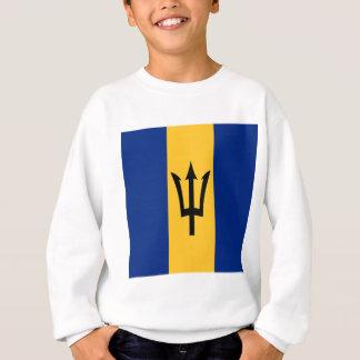 Barbados ganz über Entwurf Sweatshirt