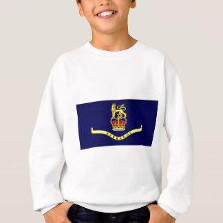 Barbados-Gouverneur-allgemeine Flagge Sweatshirt