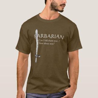 Barbarisches T-Shirt