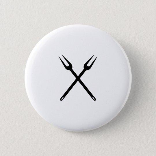 barbecue runder button 5,7 cm