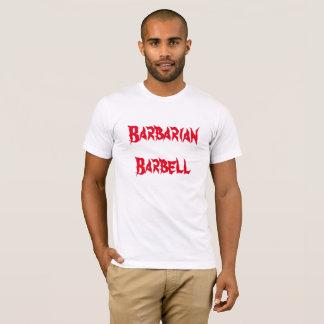 Barbell-Barbar-T - Shirt