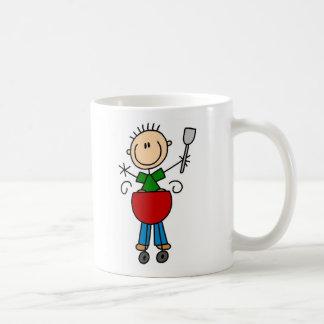 Barbeque Stick Figure Mug